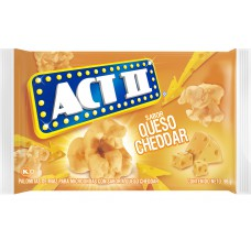ACT II QUESO CHEDDAR 96GR