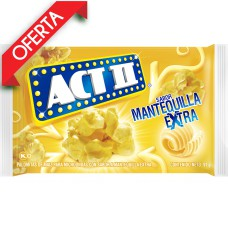 ACT II MANTEQUILLA EXTRA 91 GR