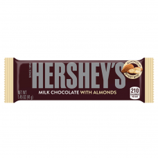 HERSHEY'S ALMOND CHOCOLATE 41GR