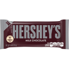 HERSHEY'S XL CHOCOLATE 124GR