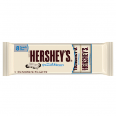 HERSHEY'S COOKIES AND CREAM 8 PACK 102GR